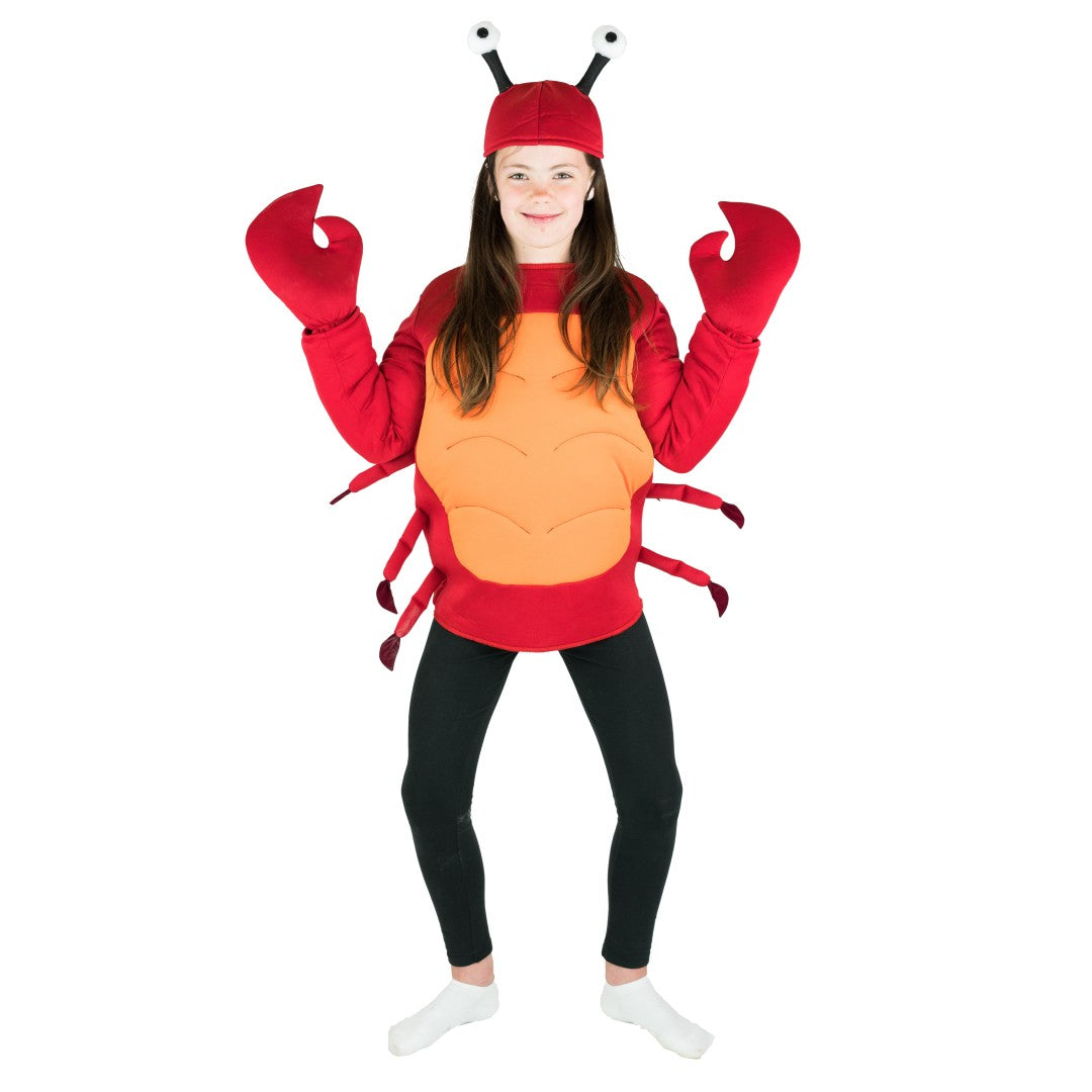Kids Crab Costume