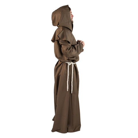 Adults Monk Costume