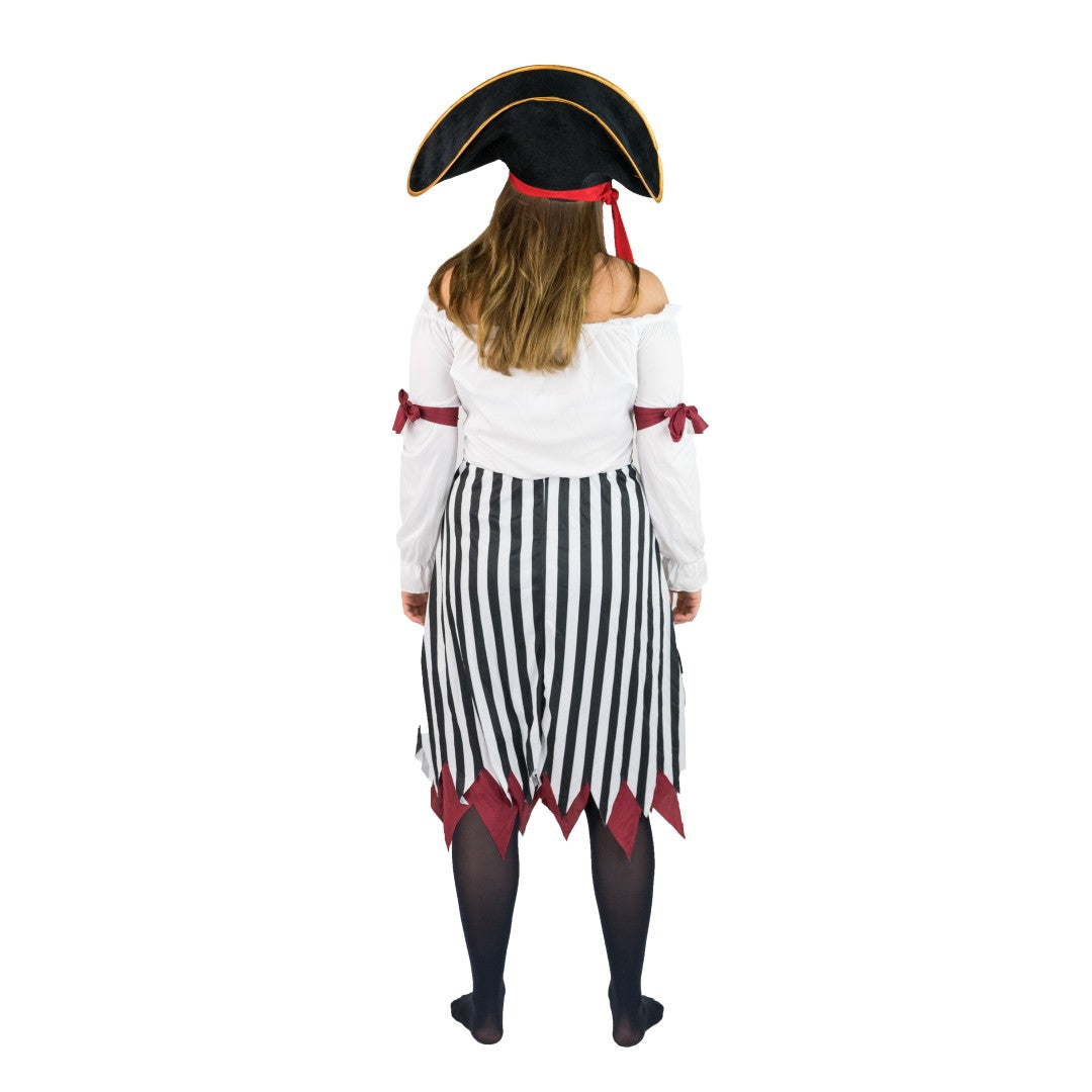 Women's Traditional Pirate Costume