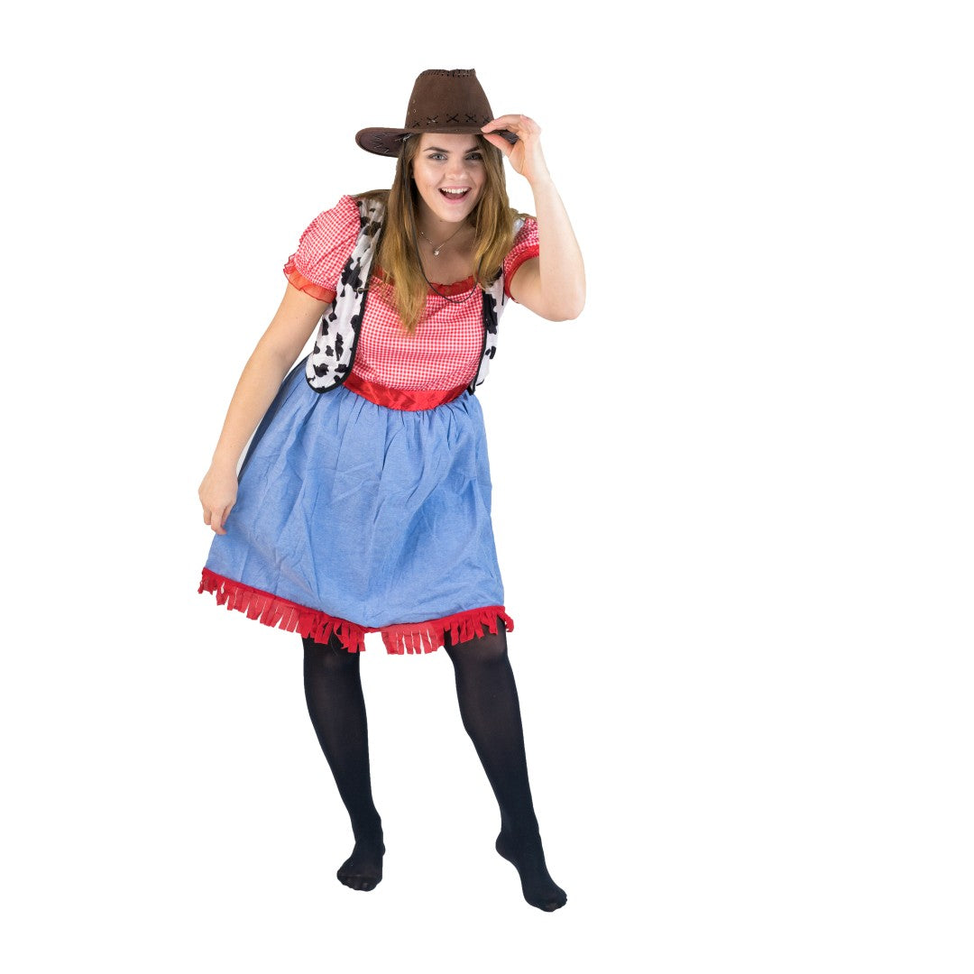 Women's Cowgirl Costume