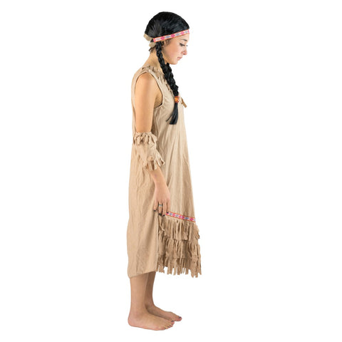 Women's Native American Costume