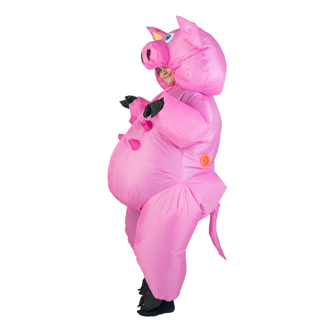 Inflatable Pig Costume