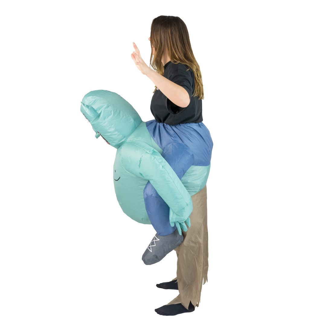 Inflatable Troll Costume