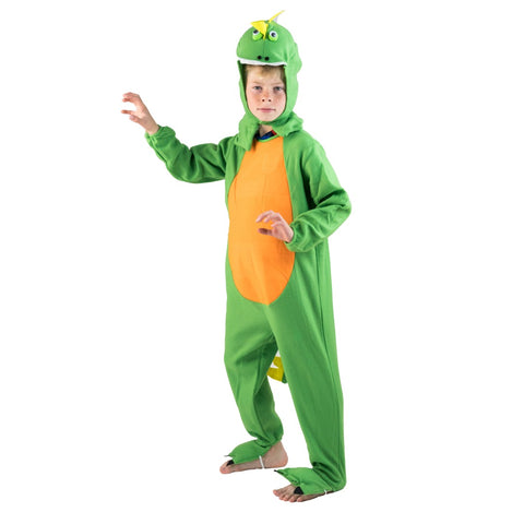 Green Dinosaur Costume