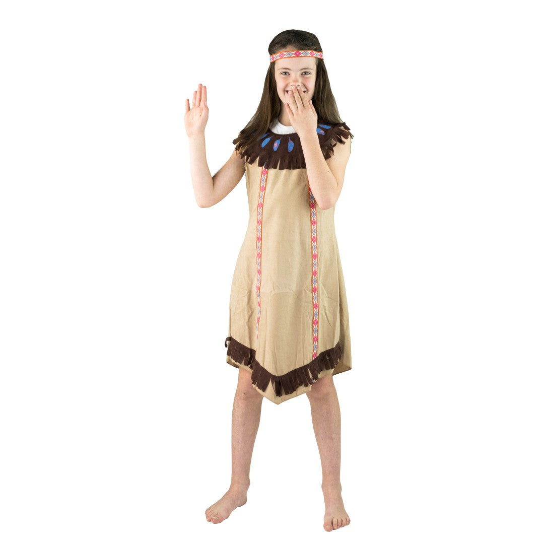 Kids Native American Costume