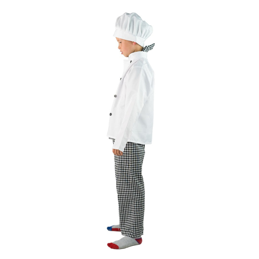 Kids Cook Costume