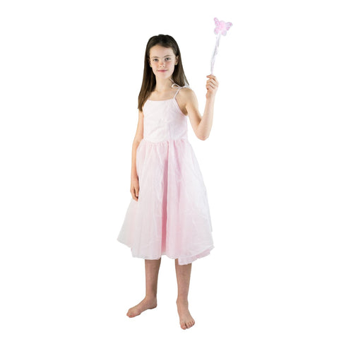 Kids Pink Fairy Costume