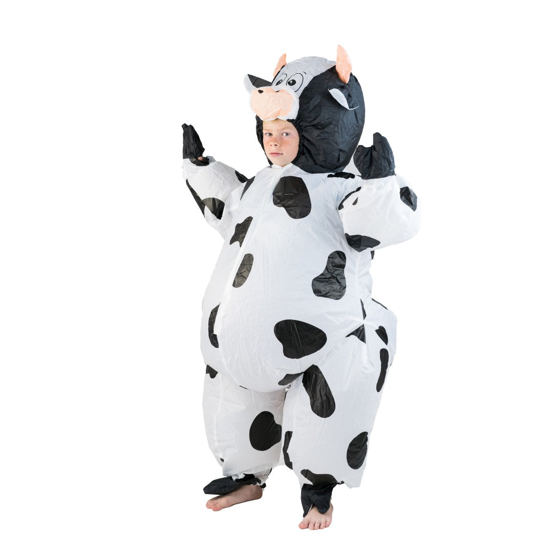 Kids Inflatable Cow Costume