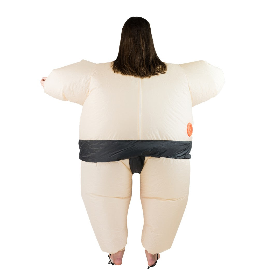 Kids Inflatable Sumo Wrestler Costume