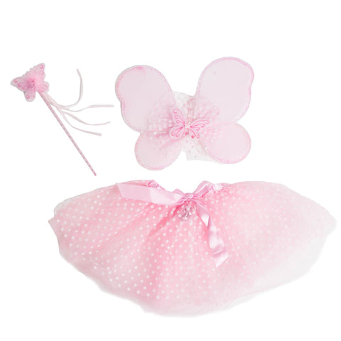 Kids Pink Fairy Accessories