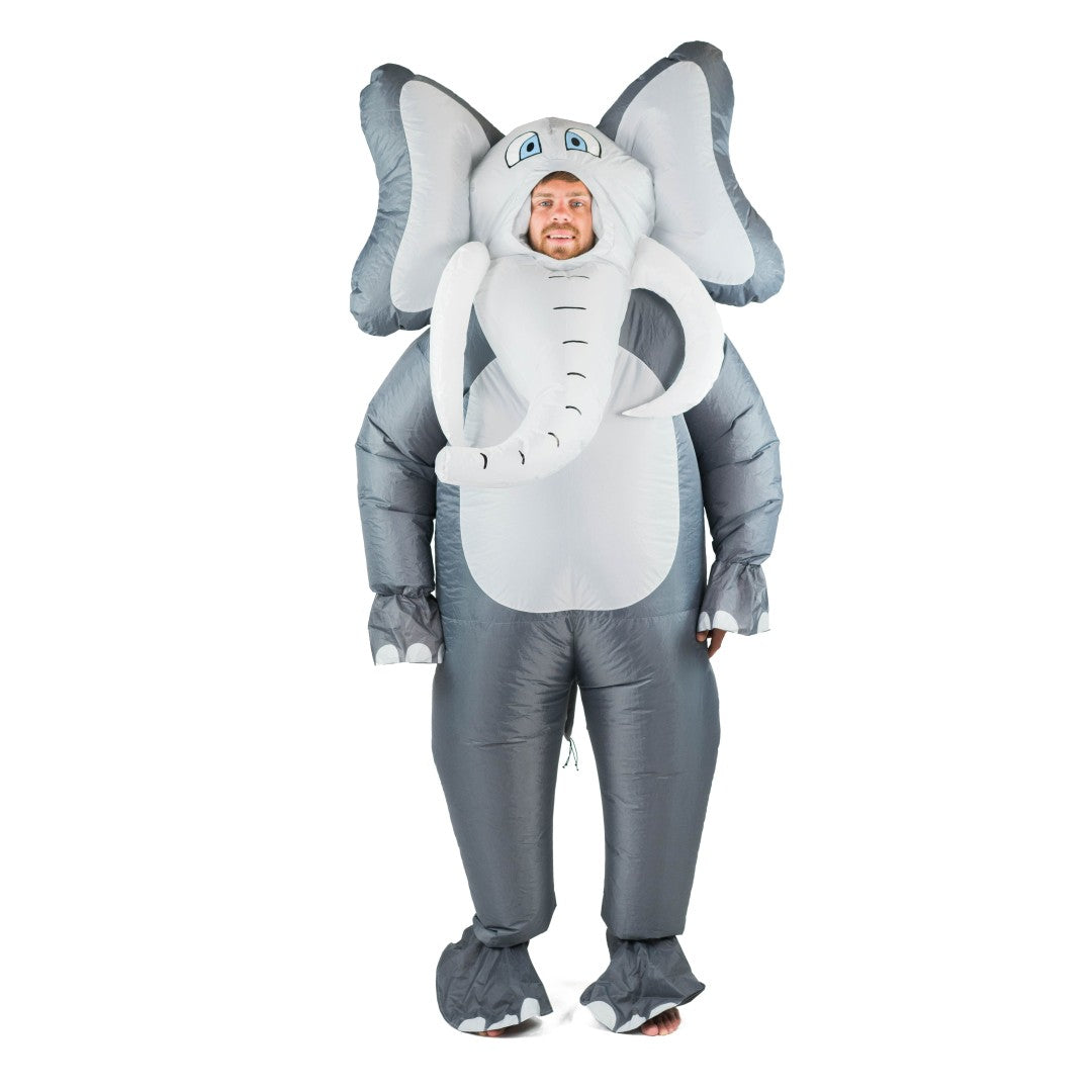 Inflatable Full Body Elephant Costume