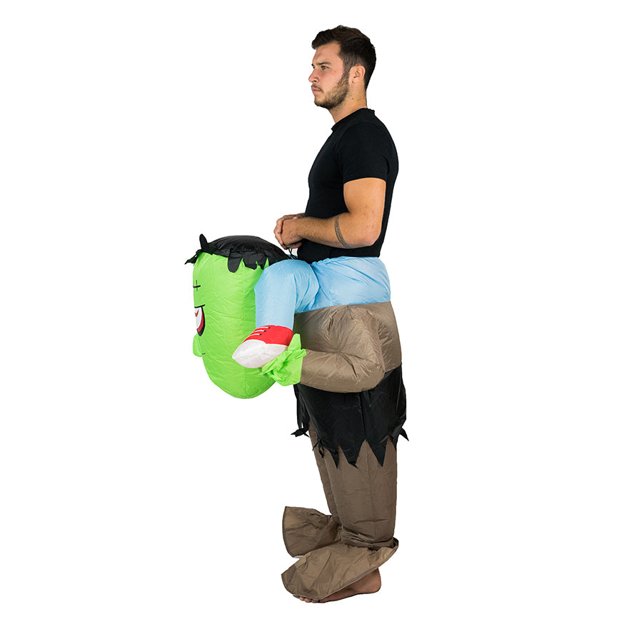 Inflatable Lift You Up Frankenstein Costume