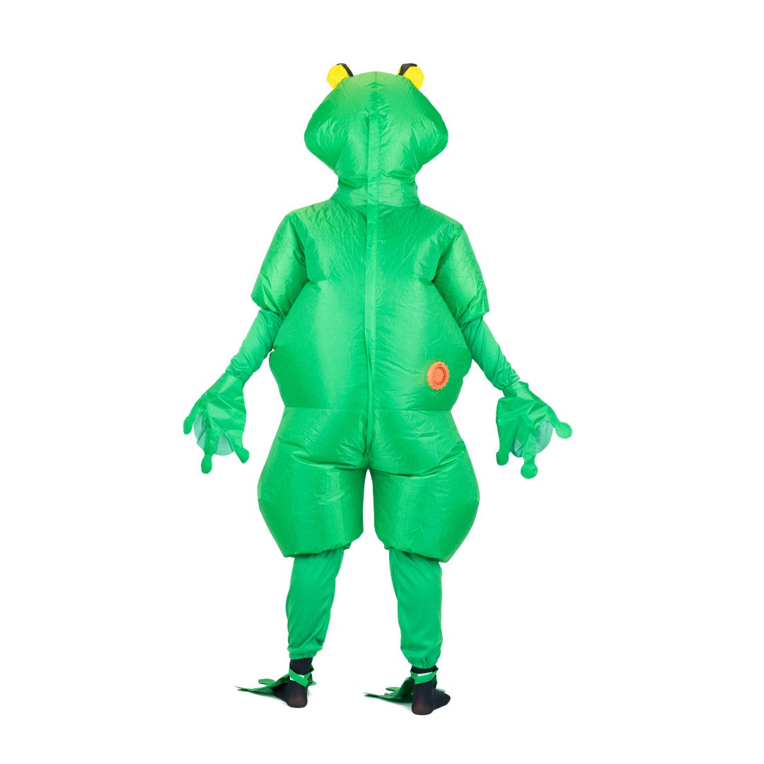 Inflatable Frog Costume