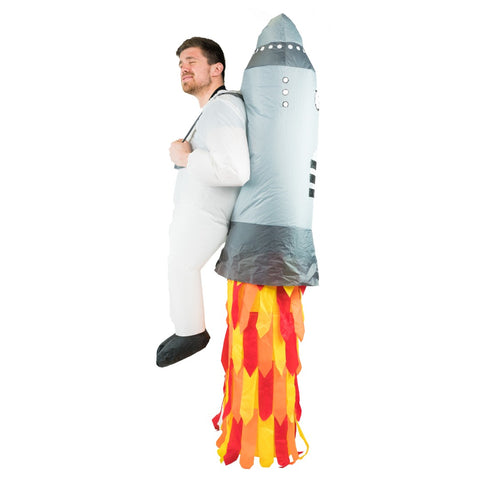 Inflatable Lift You Up Jetpack Costume