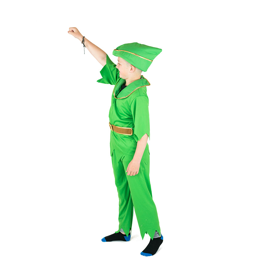 Peterpan Costume