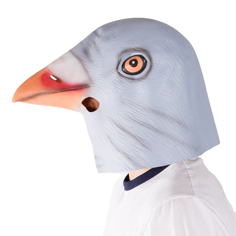 Latex Pigeon Mask