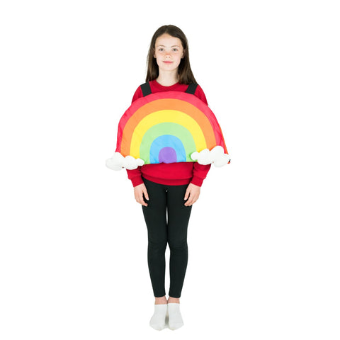 Kids Rainbow Costume