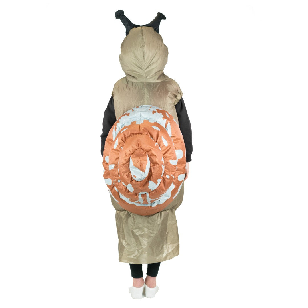 Kids Inflatable Snail Costume