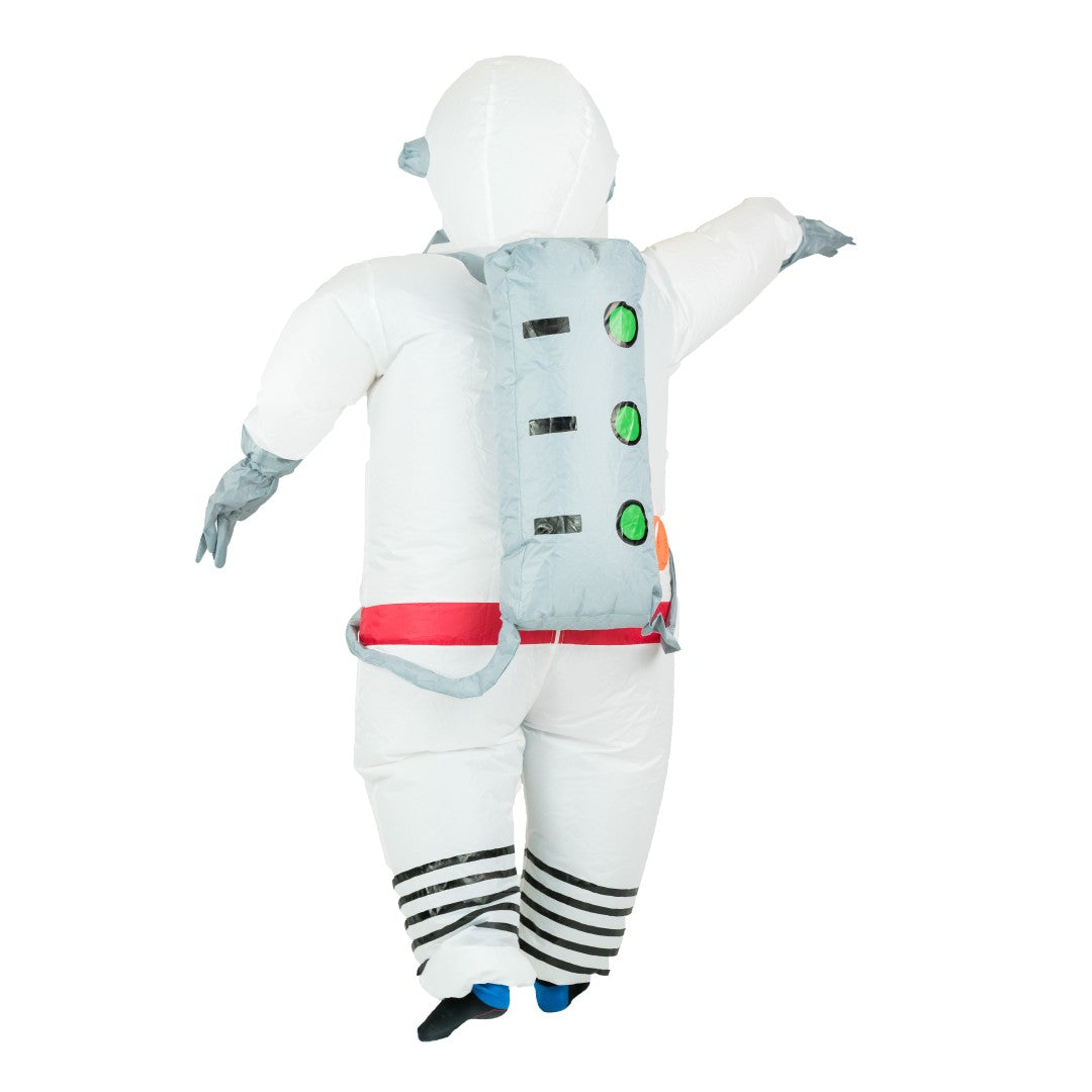Kids Inflatable Spaceman Costume