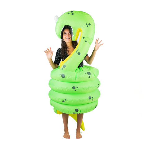 Inflatable Snake Costume