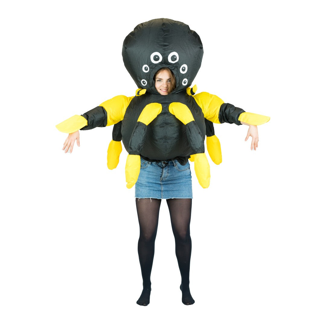 Inflatable Spider Costume