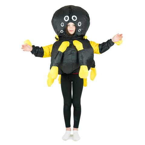 Kids Inflatable Spider Costume