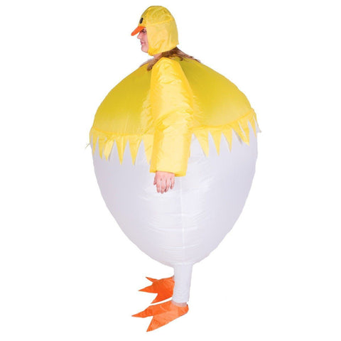 Inflatable Chick Costume