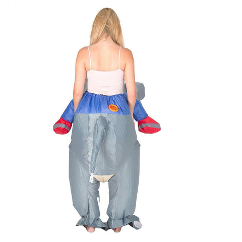 Inflatable Elephant Costume