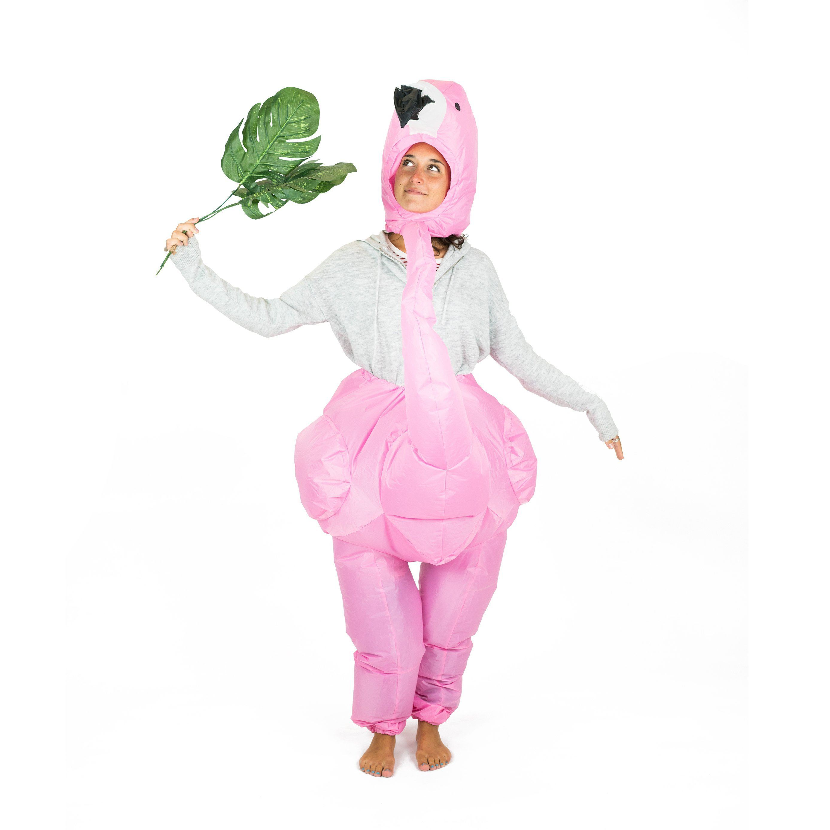 Fancy Dress - Inflatable Flamingo Costume
