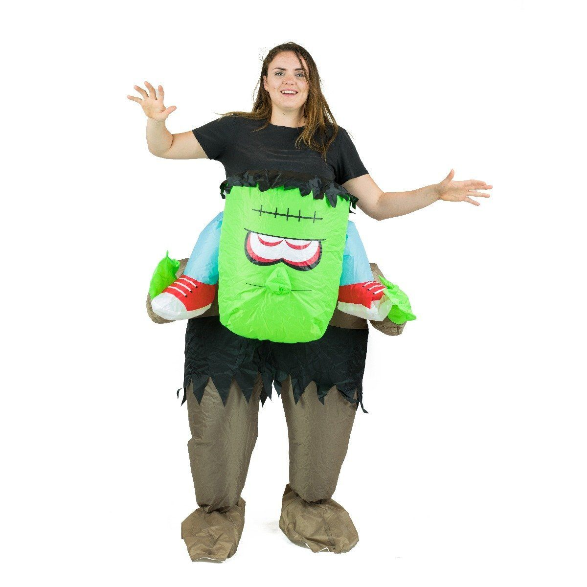 Fancy Dress - Inflatable Frankenstein Costume