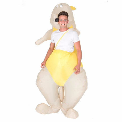 Fancy Dress - Inflatable Kangaroo Costume