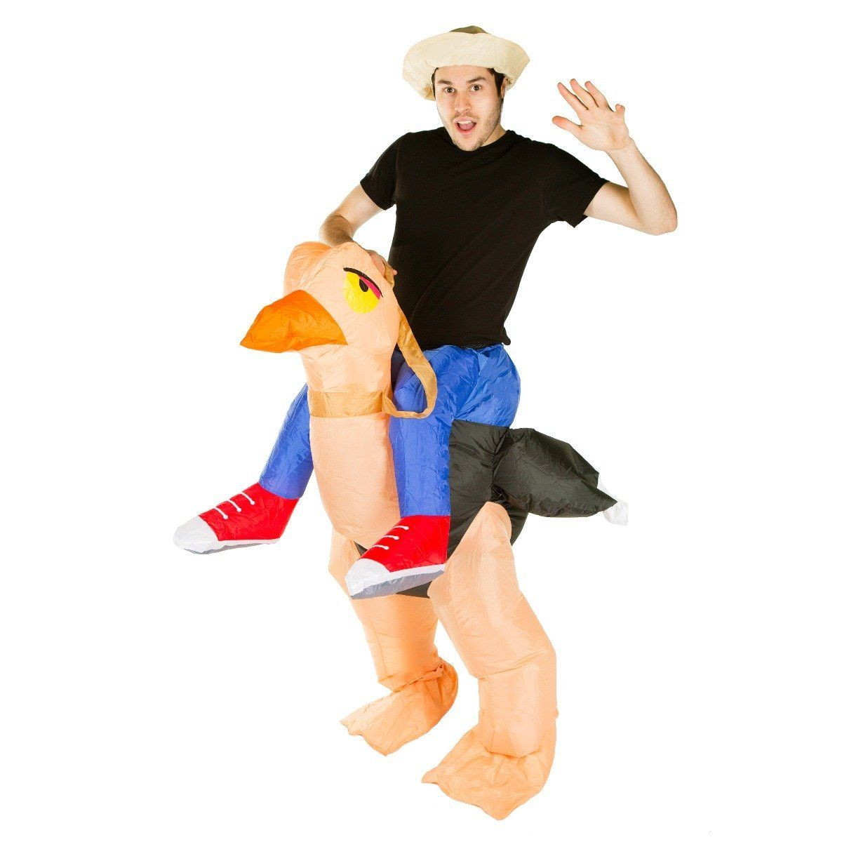 Fancy Dress - Inflatable Ostrich Costume