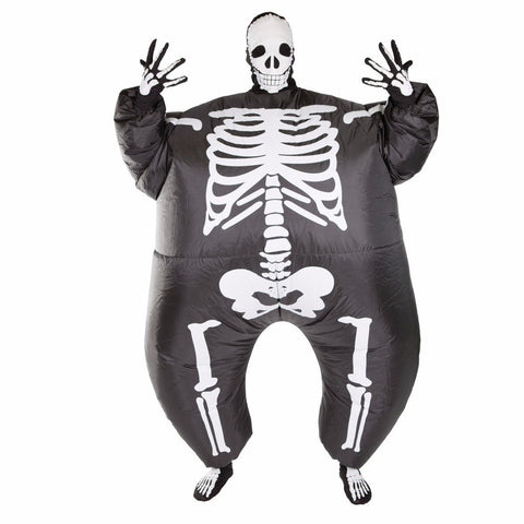 Fancy Dress - Inflatable Skeleton Costume