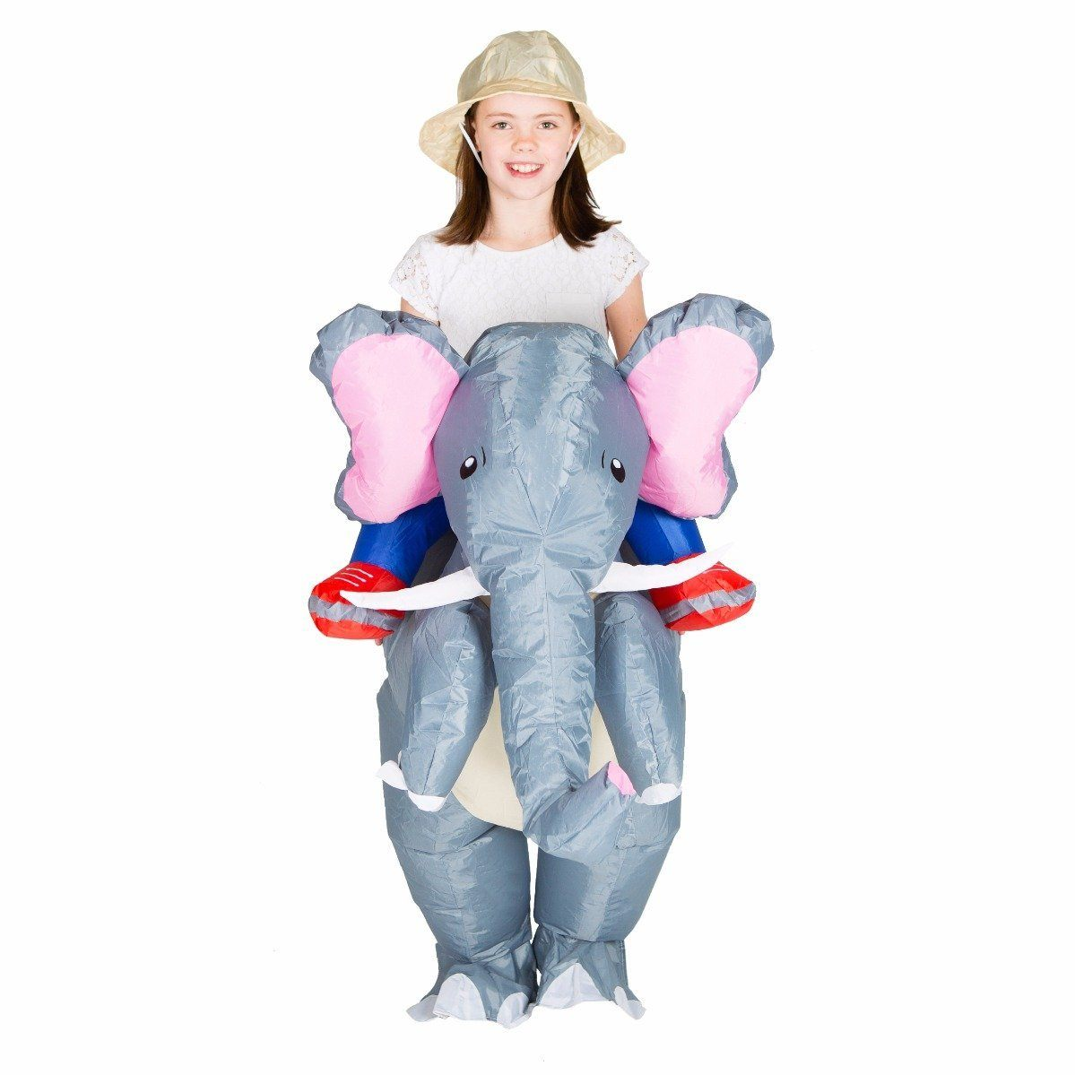 Fancy Dress - Kids Inflatable Elephant Costume