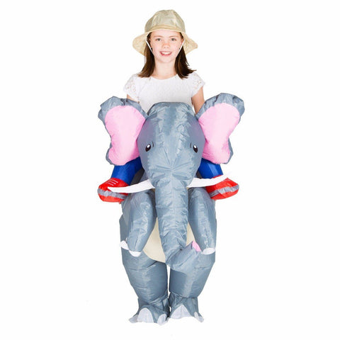 Kids Inflatable Elephant Costume