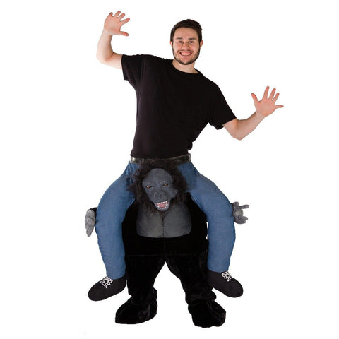Fancy Dress - Piggyback Gorilla Costume