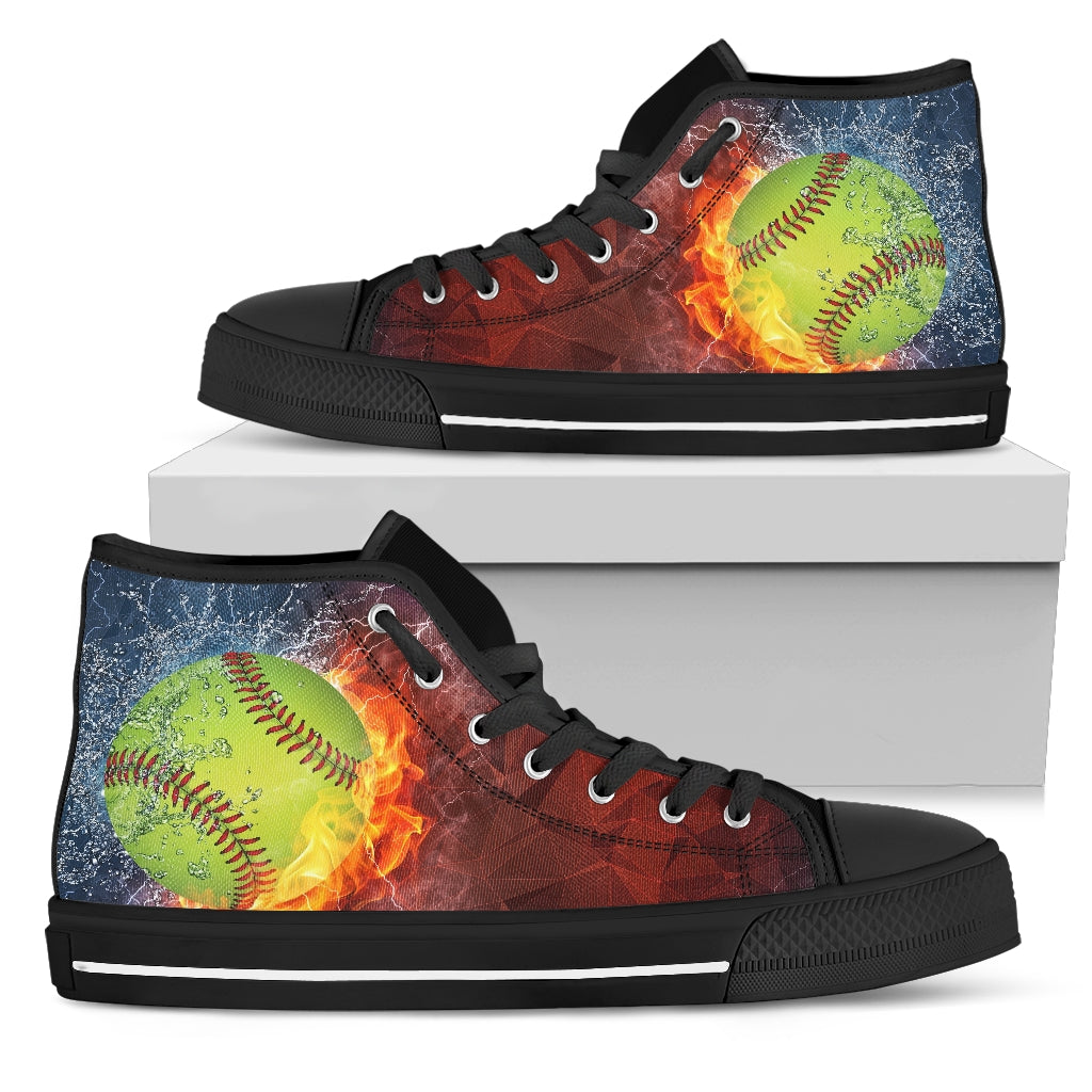 [Exclusive] Softball High Tops