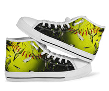 Load image into Gallery viewer, Softball High Tops