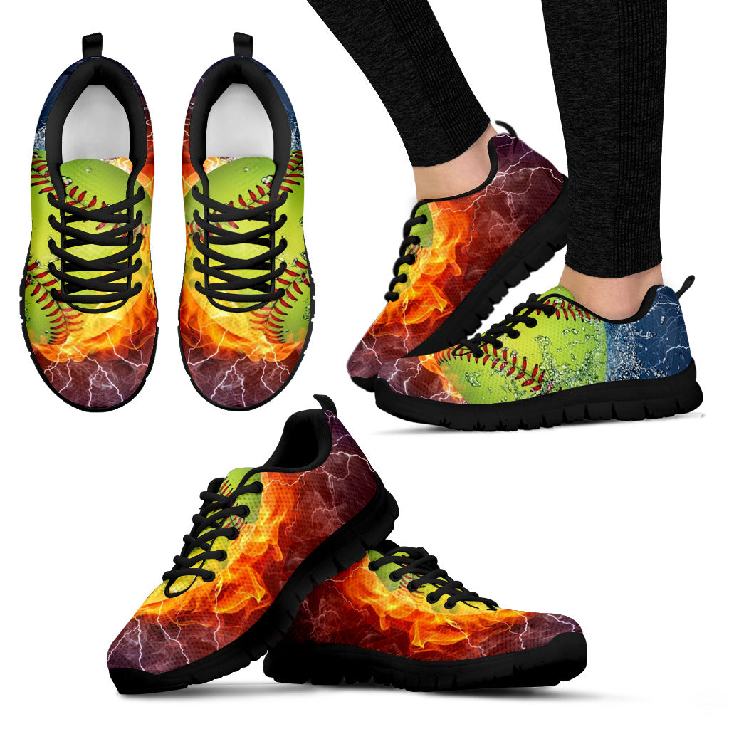 Softball Athletic Sneakers