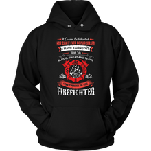 Load image into Gallery viewer, Firefighter Unisex Hoodie