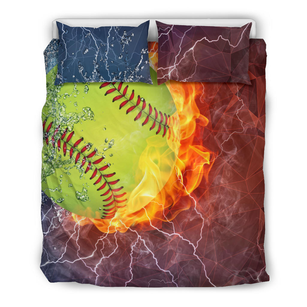 Softball Lovers Beding Set
