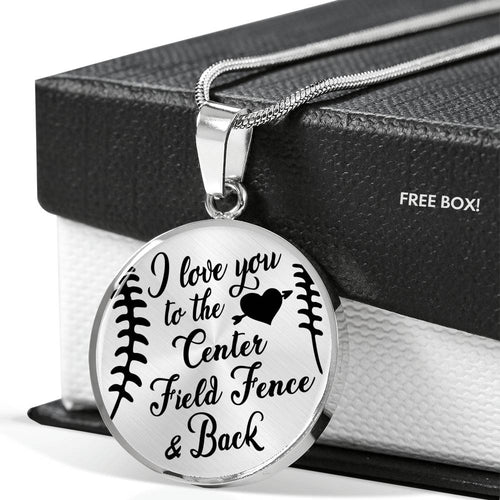 Exclusive Softball Lovers Necklace