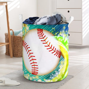 Baseball Laundry Basket 2.0