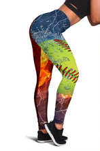 Load image into Gallery viewer, [Excusive] Softball Leggings 2.0