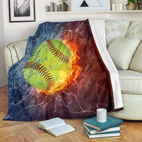 Softball Blanket