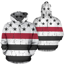 Load image into Gallery viewer, American Firefighter Hoodie
