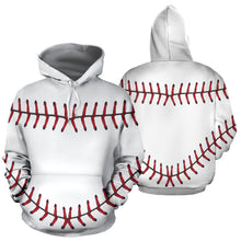 Load image into Gallery viewer, Baseball Hoodie