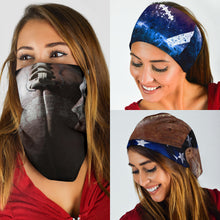 Load image into Gallery viewer, Football Bandanas