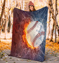 Load image into Gallery viewer, Baseball Lovers Blanket