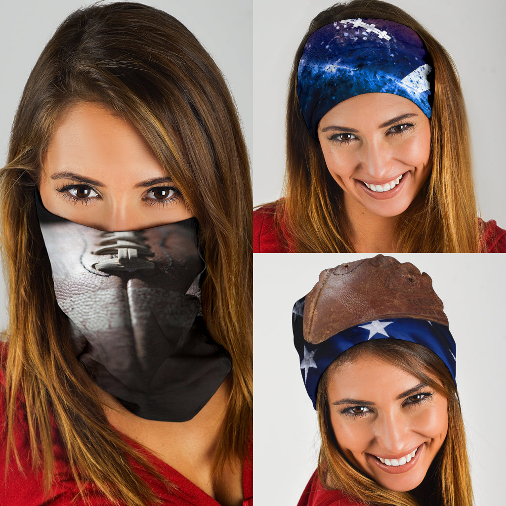 Football Bandanas